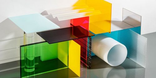 Plast i farver
